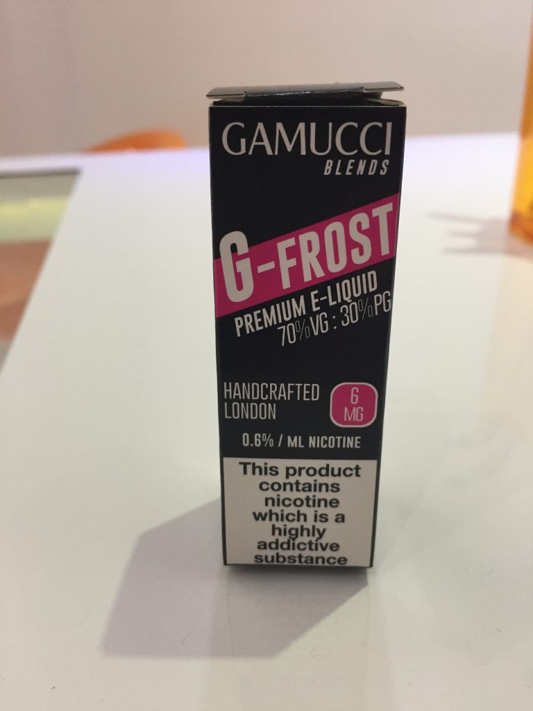gamucci g frost