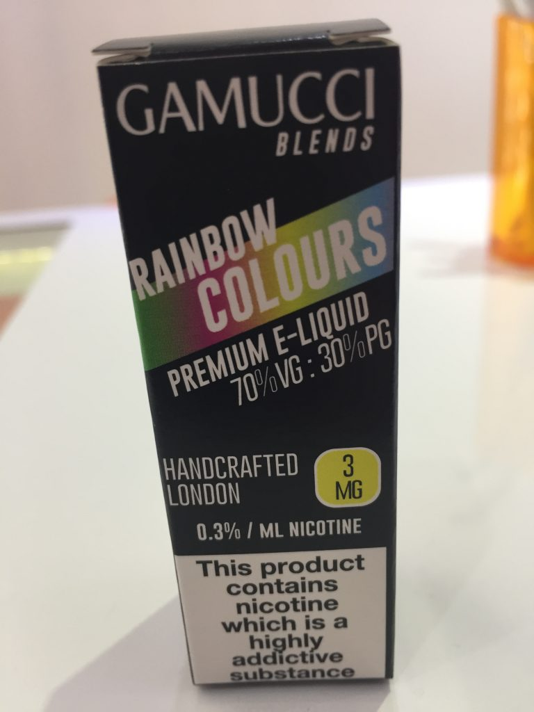 Gamucci Rainbow